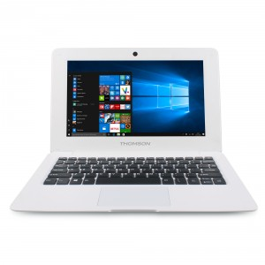 "Thomson computing THOMSON NEO ATOM Z3735 1GB 32GB 10.1"" W10 WHITE"