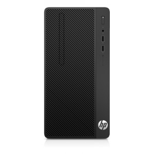 HP 285 G3 MT 3.6GHz 2400G Micro Torre Negro PC