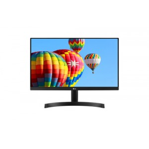 "LG 24MK600M-B 23.8"" Full HD LED Mate Plana Negro pantalla para PC LED display"
