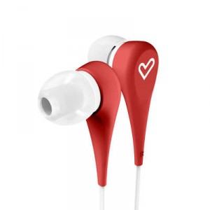 Energy Sistem Energy Earphones Style 1+ Red