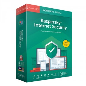 Kaspersky Lab Internet Security 2019 Español Full license 1licencia(s) 1año(s)