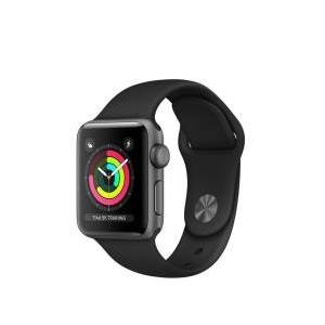 Apple AW S3 38 GREY / BLACK