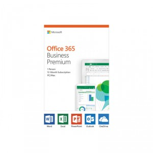 Microsoft OFFICE BUSINESS PREMIUM 1YR ESPAÑOL 365