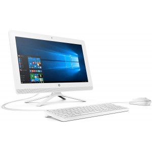 Hpv ALLINONE 20-C410NS E2-9000 4GB 1TB 19.5IN W10 BLANCO