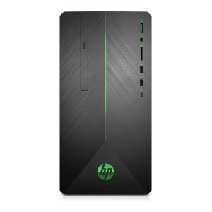 HP Pavilion 690-0018ns 2,8 GHz 8ª generación de procesadores Intel® Core™ i5 i5-8400 Negro Mini Tower PC