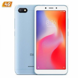Xiaomi REDMI 6A 2GB 16GB BLUE ANDROID