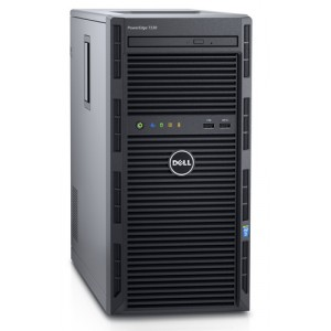 DELL PowerEdge T130 servidor 3 GHz Intel® Xeon® E3 v6 E3-1220 v6 Mini Tower 290 W