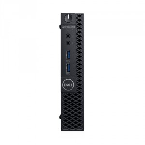DELL OptiPlex 3060 2,1 GHz 8ª generación de procesadores Intel® Core™ i5 i5-8500T Negro Mini PC