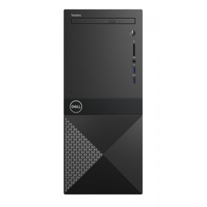 DELL Vostro 3670 2.8 GHz 8th gen Intel® Core™ i5 i5-8400 Black,Silver Mini Tower PC