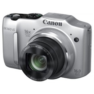 Canon PowerShot SX 160 IS PLATA