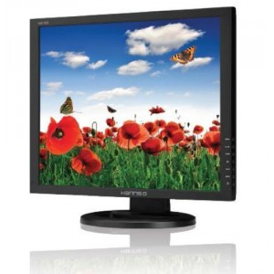 "Hannspree Hanns.G HX193DPB LED display 48,3 cm (19"") Negro"