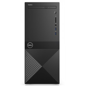 DELL Vostro 3670 2,8 GHz 8ª generación de procesadores Intel® Core™ i5 i5-8400 Negro, Plata Mini Tower PC