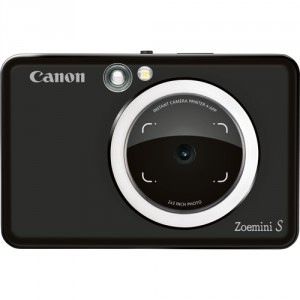 Canon Zoemini S instant digital camera 50,8 x 76,2 mm Noir