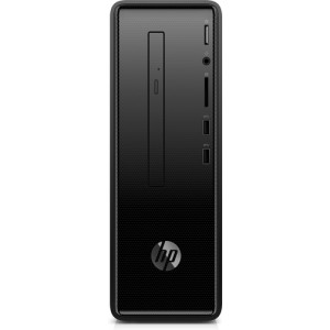 HP Slimline 290-p0018ns 3,6 GHz 8ª generación de procesadores Intel® Core™ i3 i3-8100 Negro Mini Tower PC