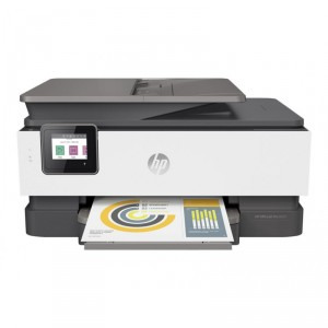 HP función INKJET Officejet PRO 8022 WIFI ETHERNET DUPLEX ADF EPRINT AIRPRINT 29/25PPM CARTUCHOS 912XL