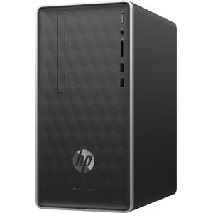 HP Pavilion 590-p0031ns AMD Ryzen 3 2200G 8 GB DDR4-SDRAM 256 GB SSD Mini Tower PC