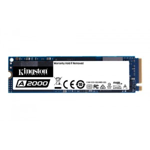 Kingston Technology A2000 unidad de estado sólido M.2 250 GB PCI Express 3.0 NVMe