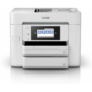 Epson WorkForce Pro WF-4745DTWF Inyección de tinta 4800 x 1200 DPI 34 ppm A4 Wifi