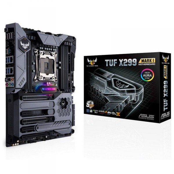 Asus TUF X299 MARK 1 S2066 X299 ATX 6GB/S DDR4