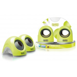 Sweex Notebook Speaker Lemon and Lime