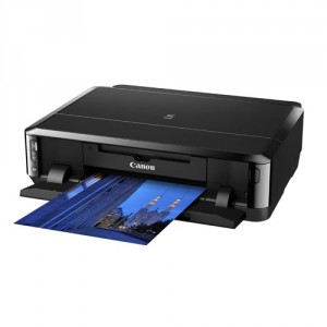 Canon PIXMA iP7250 - Impresora - color - a dos caras - chorro de tinta - Legal, A4 - hasta 15 ipm (monocromo) / hasta 10 ipm (co