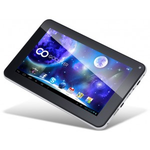 "GoClever ORION 70L 7"" QUAD CORE 1GB 4GB CAM 0,3MP ANDROID 4.2"