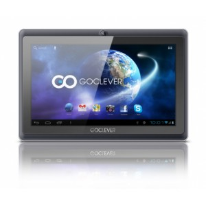 "GoClever TERRA 70L 7"" 512MB 4GB CAM 0,3M ANDROID 4.1"