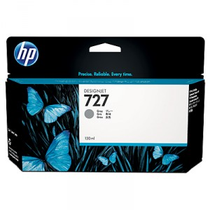 HP 727 130-ml Gray