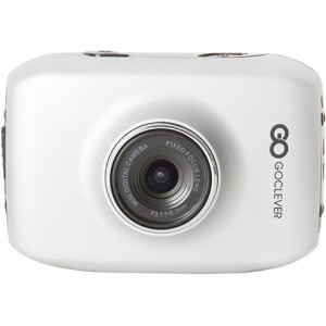 GoClever CAMARA DVR SPORT SILVER 1280*720P MEMORY 32MB 4X ZOOM