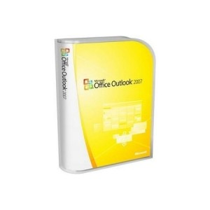 Microsoft Office Outlook 2007, SP