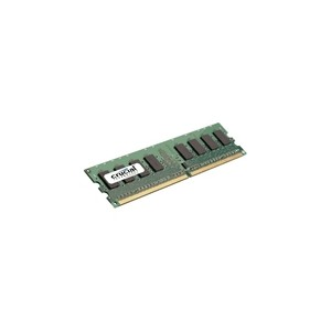Crucial Technology 2GB DDR2 800MHZ PC2-6400 CL6 UNBUFFERED