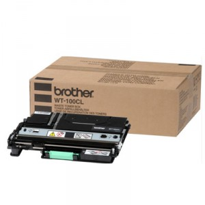 Brother RECIPIENTE TONER RESIDUAL WT100CL