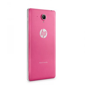 HP Slate 6 VoiceTab Pink Back Cover
