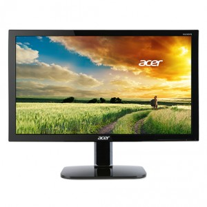 "Acer KA220HQ - LED - 21.5"" - 1920 x 1080 FullHD - TN - 200 cd/m2 - 5 ms - HDMI, DVI, VGA - negro"