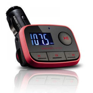 Energy Sistem Energy Car MP3 f2 Racing Red