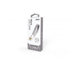 Ziron CABLE USB A MICRO USB 0.2 GREY