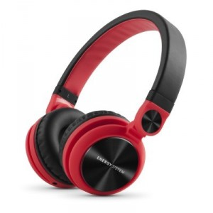 Energy Sistem Energy Headphones DJ2 Red