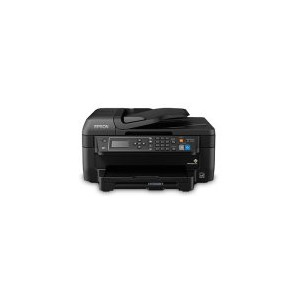 Epson FUNCION INKJET WorkForce WF-2750DWF USB WIFI 33/20 PPM 4800x1200 PPP SCANNER 1200PP FAX FUNCION iPRINT,EMAIL PRINT, A