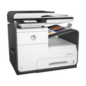 HP PageWide 377dw A4 Wifi Negro, Color blanco