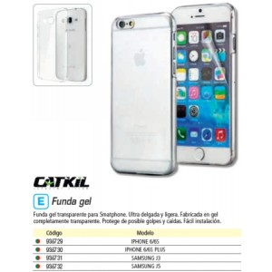 Catkil FUNDA GEL iPHONE 6/6S NEWARK
