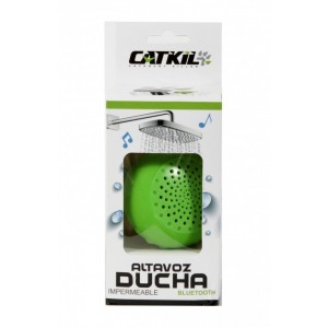 Catkil ALTAVOZ BLUETOOTH DUCHA ATLANTA GREEN