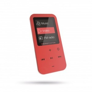 Energy Sistem Energy MP4 Touch Coral