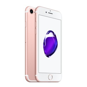 "Apple iPhone 7 - Teléfono inteligente - 4G LTE Advanced - 256 GB - GSM - 4.7"" - 1334 x 750 píxeles (326 ppi) - Retina HD - 12 MP"
