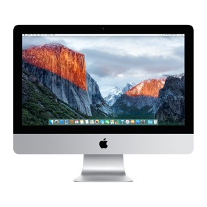 Apple iMac 21,5 I5 1,6GHZ/8GB/ATA 1TB/MAGIC 2