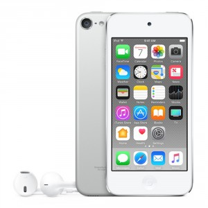 Apple iPod TOUCH 32 GB PLATA 6G 2015