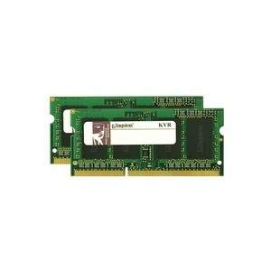 Kingston Technology 2GB 1333MHz DDR3 Non-ECC CL9 SODIMM SR X16