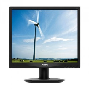 "Philips 17S4LSB 17"" HD TFT pantalla para PC"