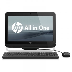 HP AIO P3420 G640 2.0GHZ 500GB/2GB/20IN DVD W7P64