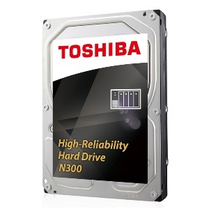 Toshiba N300 4TB 4000GB Serial ATA III disco duro interno