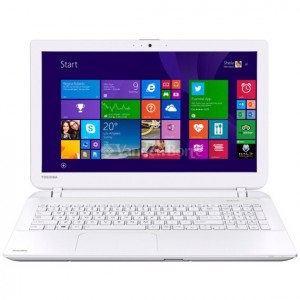 Toshiba Satellite L50D-B-18F AMD A8- 6410, 8GB, 1TB, 15.6, W8, BLANCO